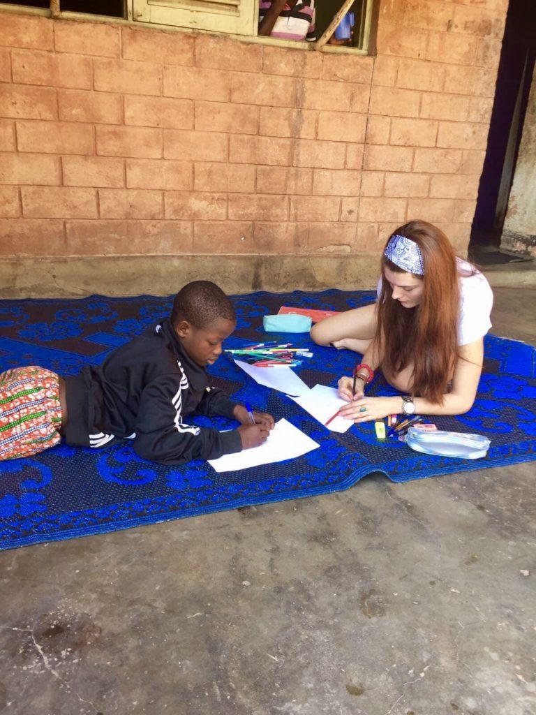 togo immersion orphelinat