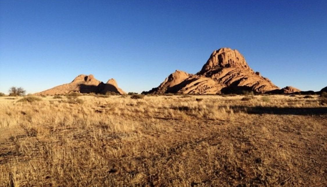 voyage en Namibie paysage