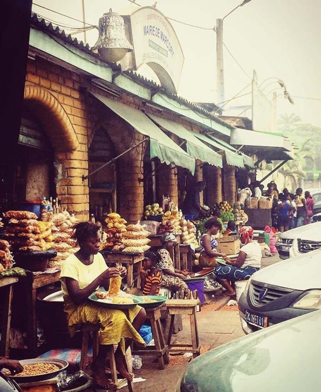 Côte d'Ivoire, expatriation